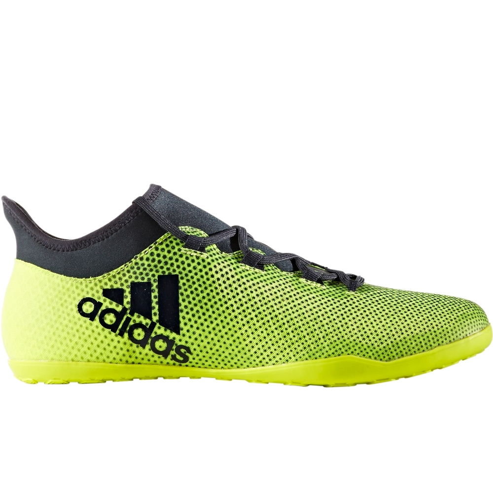 Adidas X Tango 17.3 Indoor Soccer Shoes (Solar Yellow Legend Ink ... 40bf7e813