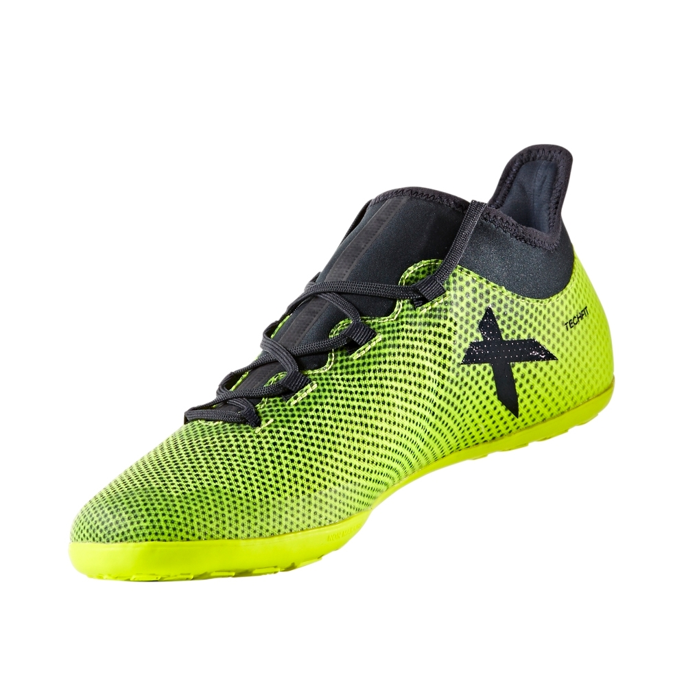 00b71f1e9123 Adidas X Tango 17.3 Indoor Soccer Shoes (Solar Yellow Legend Ink ...