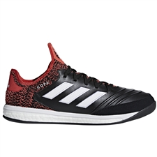 Adidas Copa Tango 18.1 Trainer (Core Black/White/Real Coral)