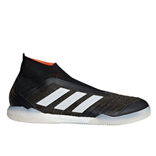 Adidas Predator Tango 18+ IC Indoor Soccer Shoes (Core Black/White/Solar Red)