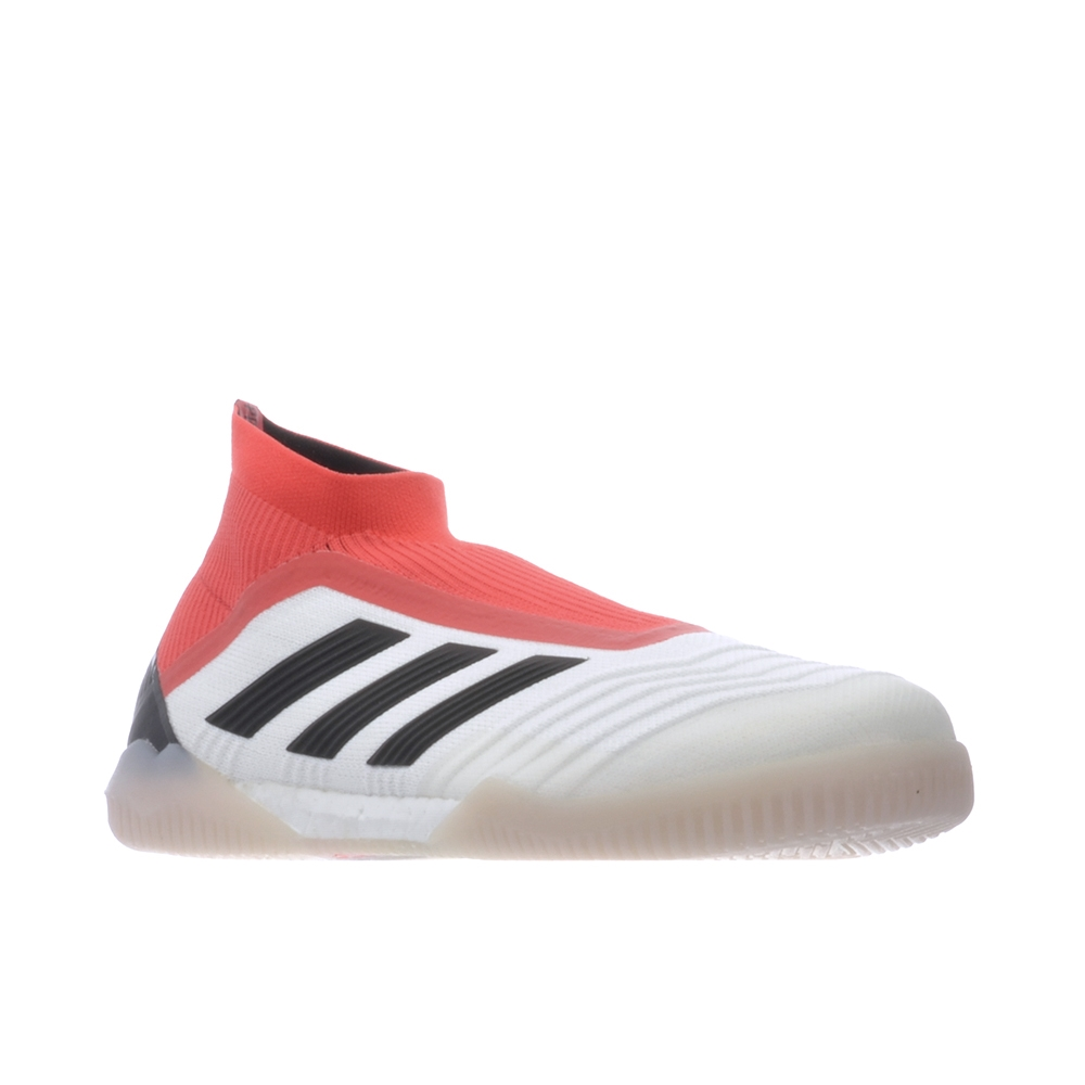 55ee640ff Adidas Predator Tango 18+ IC Indoor Soccer Shoes (White/Core Black ...
