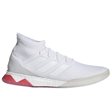 Adidas Predator Tango 18.1 Trainer (White/Real Coral)