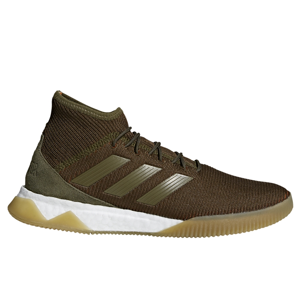 1d8740e94a62 Adidas Predator Tango 18.1 Trainer (Trace Olive/Bright Orange/White ...