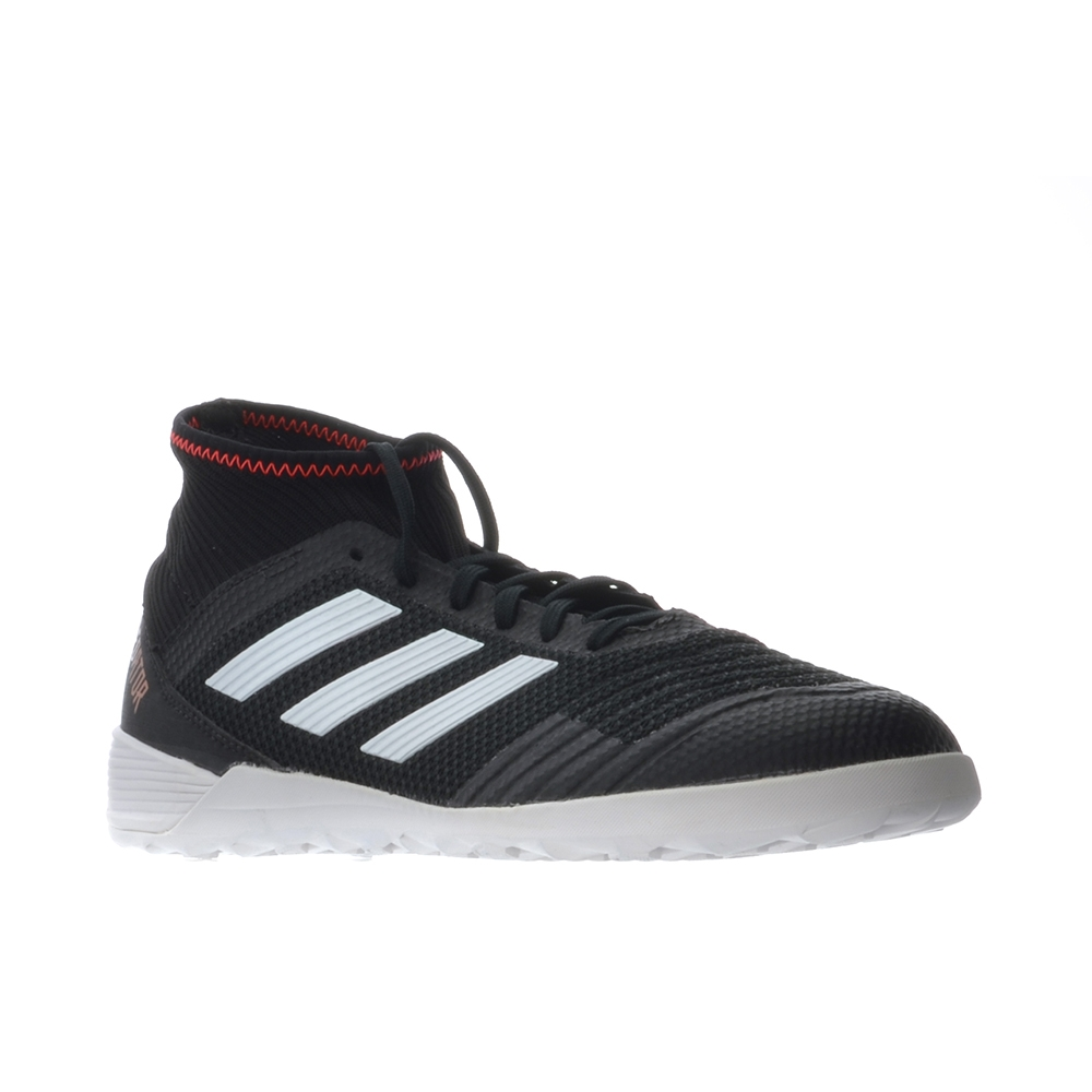 bff4b464d37 Adidas Predator Tango 18.3 Indoor Soccer Shoes (Core Black White Solar ...