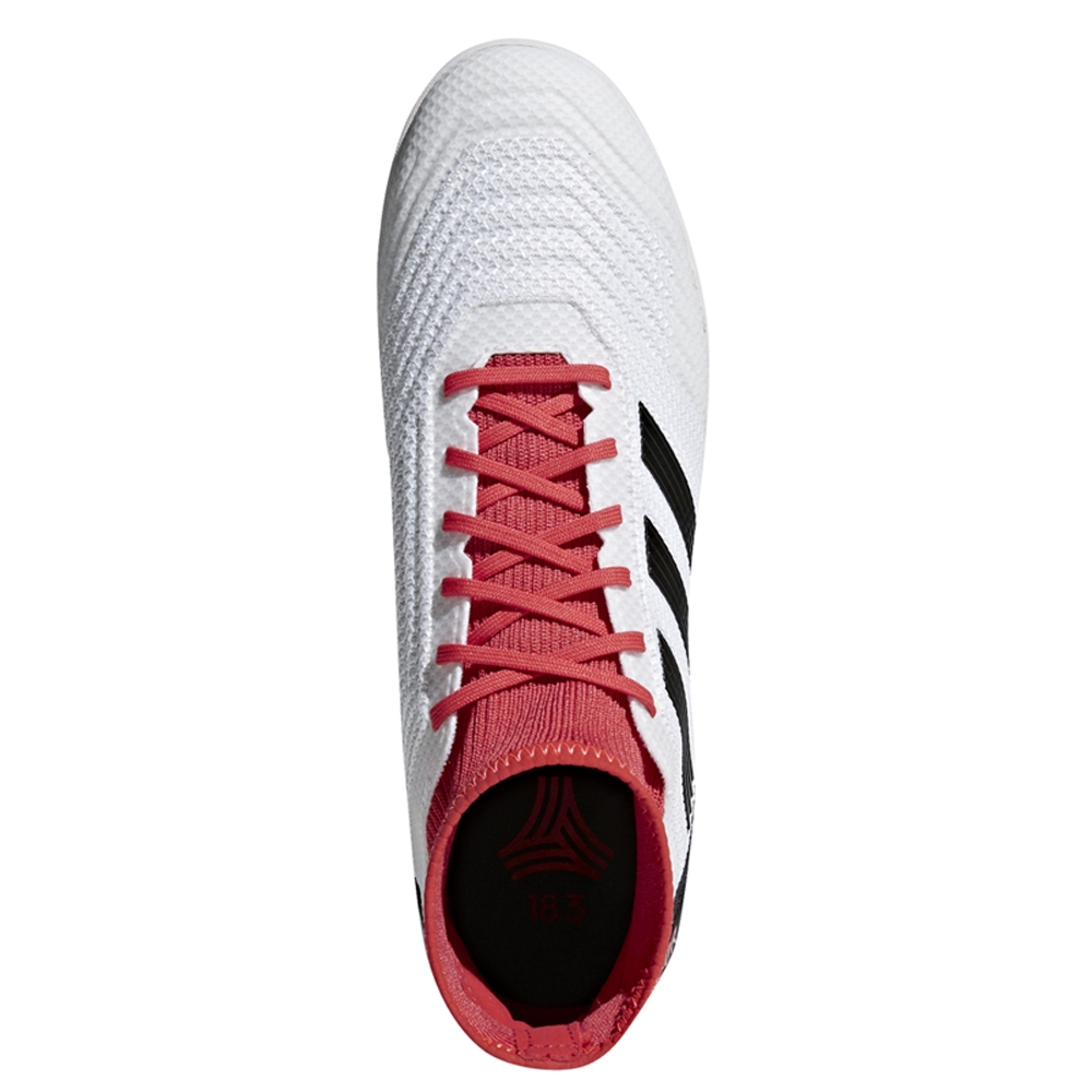 bc040fa37588 ... tf cold blooded - footwear white core black  wholesale dealer 3bb19  e0674 Adidas Predator Tango 18.3 Indoor Soccer Shoes (White Core Black Real  ...