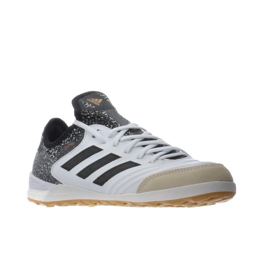 new product 0d248 aad26 Adidas Copa Tango 18.1 Indoor Soccer Shoes (WhiteCore BlackTactile Gold  Metallic)