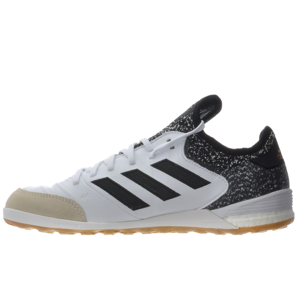ff1835bffe5 Adidas Copa Tango 18.1 Indoor Soccer Shoes (White Core Black Tactile Gold  ...