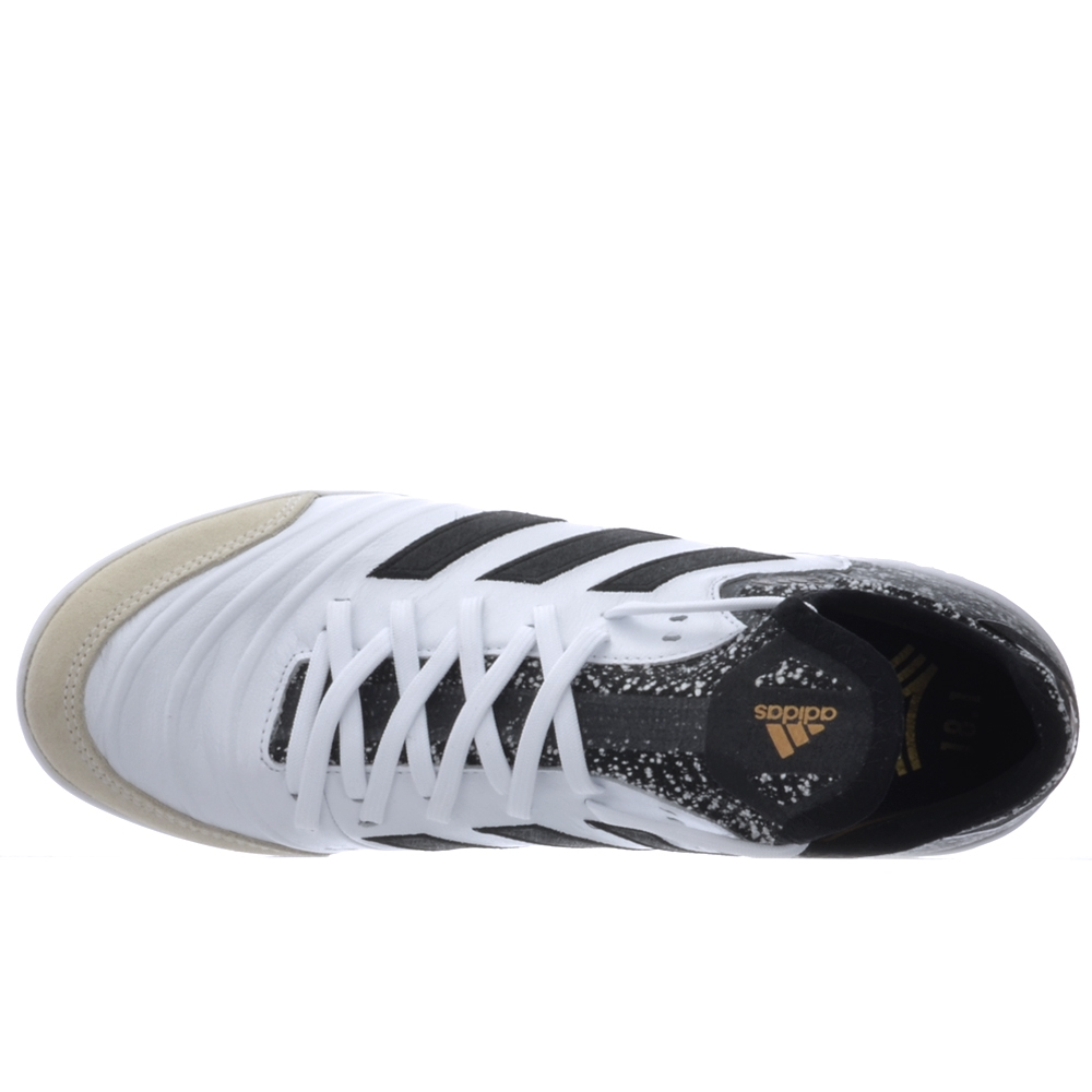 Adidas Copa Tango 18.1 Indoor Soccer Shoes (White Core Black Tactile ... f58215554