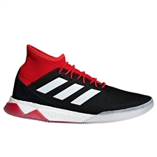 Adidas Predator Tango 18.1 Trainer (Black/White/Red)