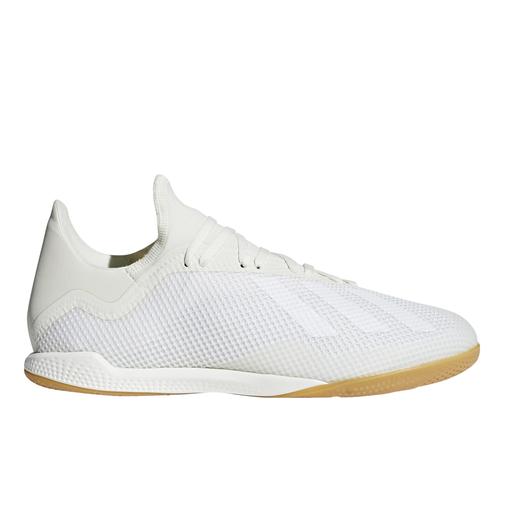 67a004148f0c Adidas X Tango 18.3 Indoor Soccer Shoes (Off White White Black ...