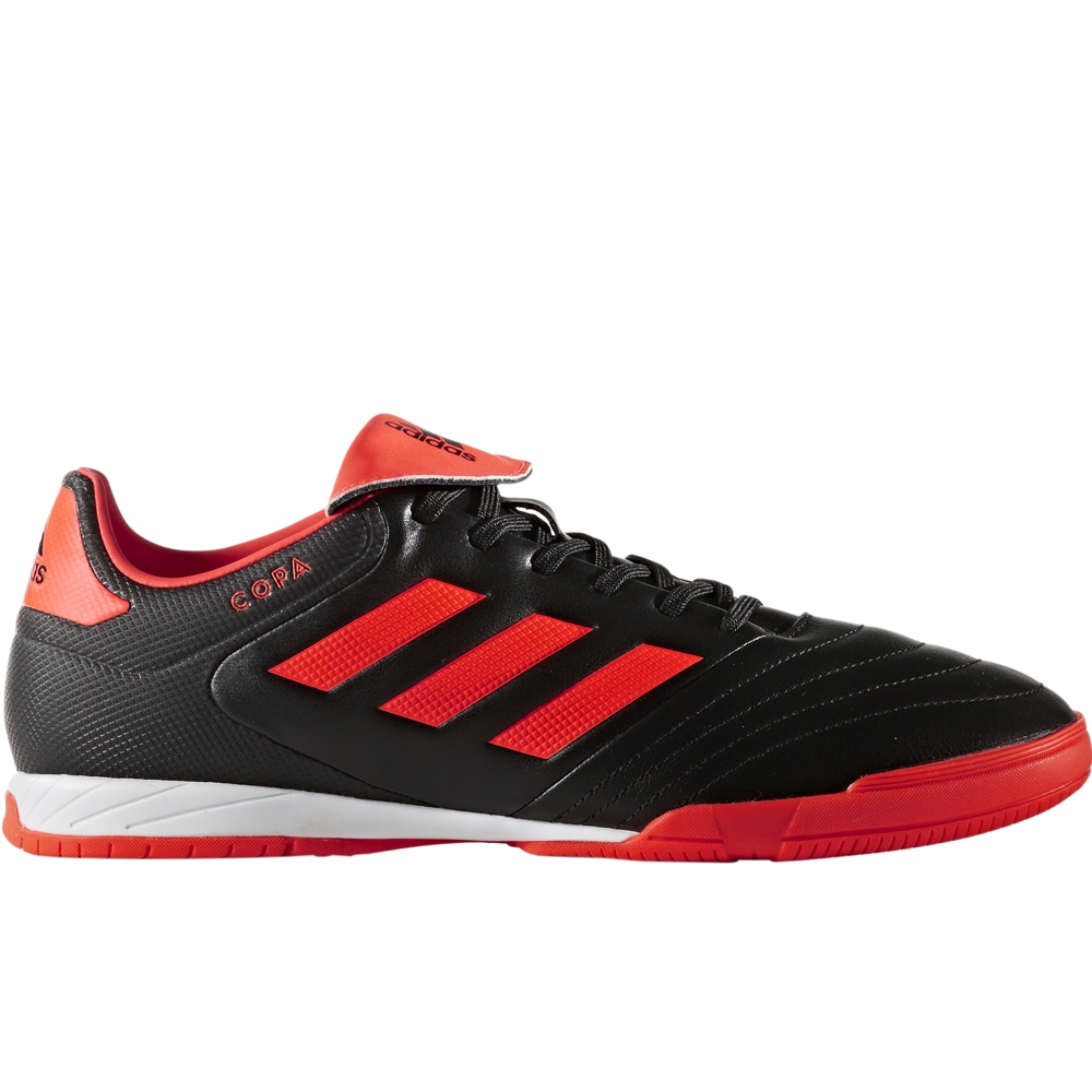 Adidas Copa Tango 17.3 Indoor Soccer Shoes (Core BlackSolar Red)