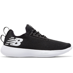 New Balance RCVRY Trainers (Black/White)