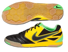 online store 30a74 2bf1b ... order nike5 lunar gato indoor soccer shoes black black tour yellow neo  lime b7361 c4847