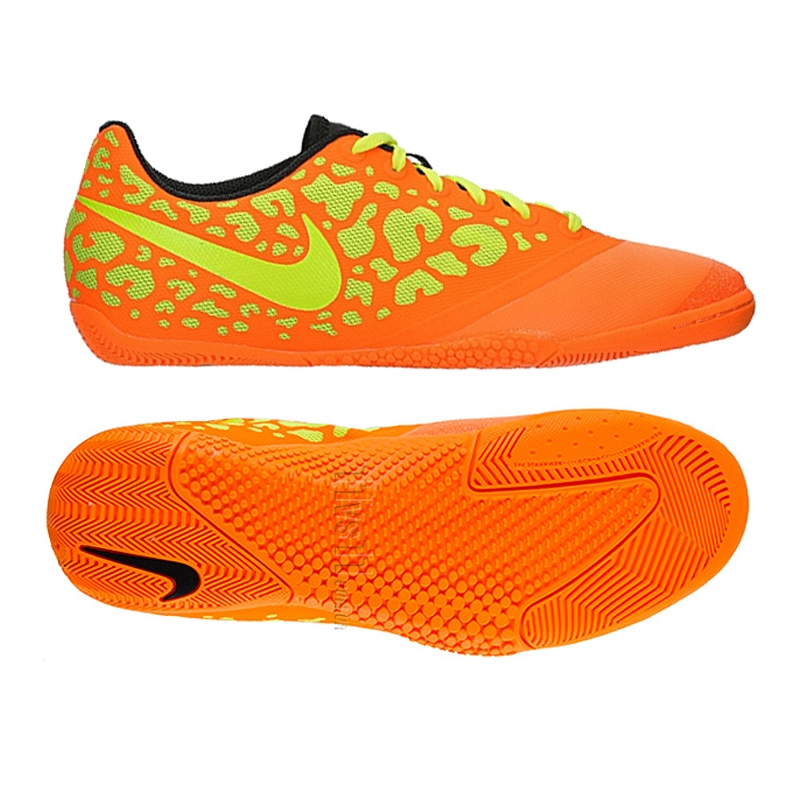 a58942c17 Nike FC247 Elastico Pro II Indoor Soccer Shoes (Bright Citrus Laser Orange  Black