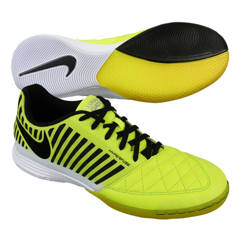 huge selection of 56a41 2d01e ... Nike FC247 Lunar Gato II Indoor Soccer Shoes - YouTube List Price 99.99  ...