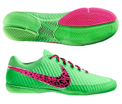 e12c7cc196d2c Nike FC247 Elastico Finale II Indoor Soccer Shoes (Fresh Mint/Neo Lime/Pink