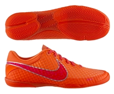 Nike FC247 Elastico Finale II Indoor Soccer Shoes (Total Crimson/Total Crimson/Pink Flash)