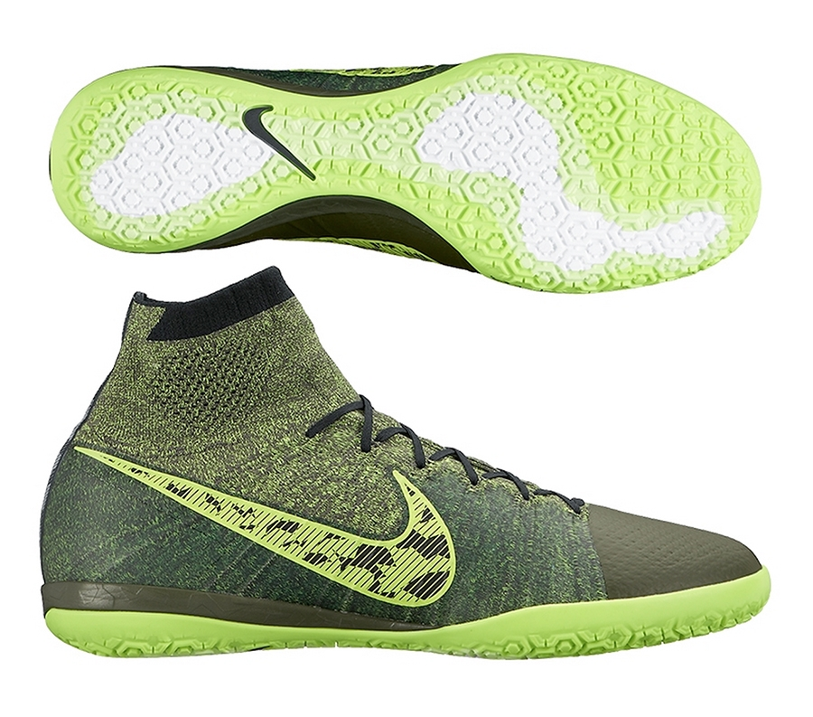 4879d07e7eba $134.99- Nike Elastico Superfly IC Indoor Soccer Shoes (Midnight Fog ...