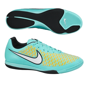 Nike Magista Onda IC Indoor Soccer Shoes (Hyper Turquoise/Laser Orange/Hyper Crimson/White)