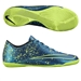Nike Mercurial Victory V Indoor Soccer Shoes (Squadron Blue/Volt/Black)