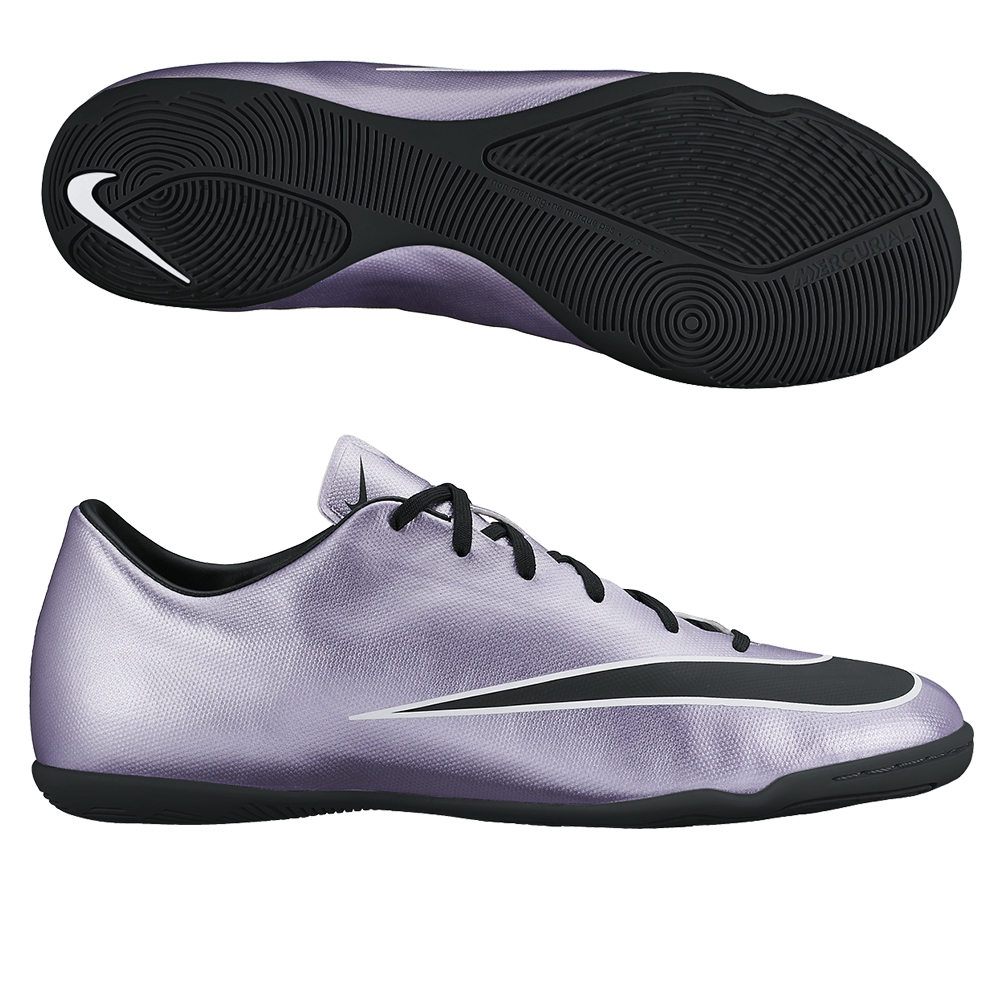 Nike Mercurial Victory V Indoor Soccer Shoes (Urban Lilac Bright  Mango Black) e599e6a502