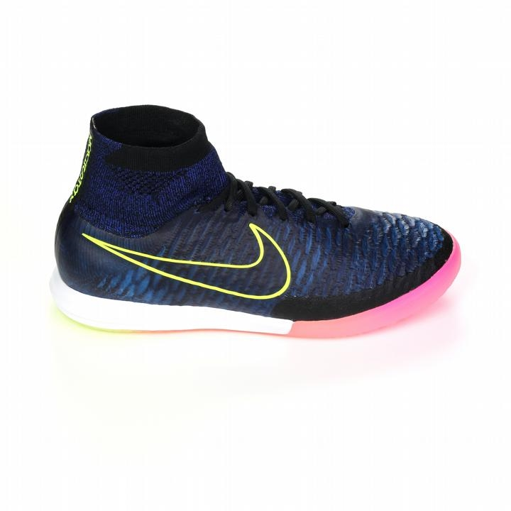 030c0372c34f Nike MagistaX Proximo Street IC Indoor Soccer Shoes (Black Volt ...