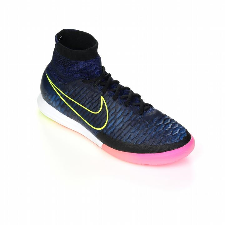 060e4f8661b6 Nike MagistaX Proximo Street IC Indoor Soccer Shoes (Black Volt ...