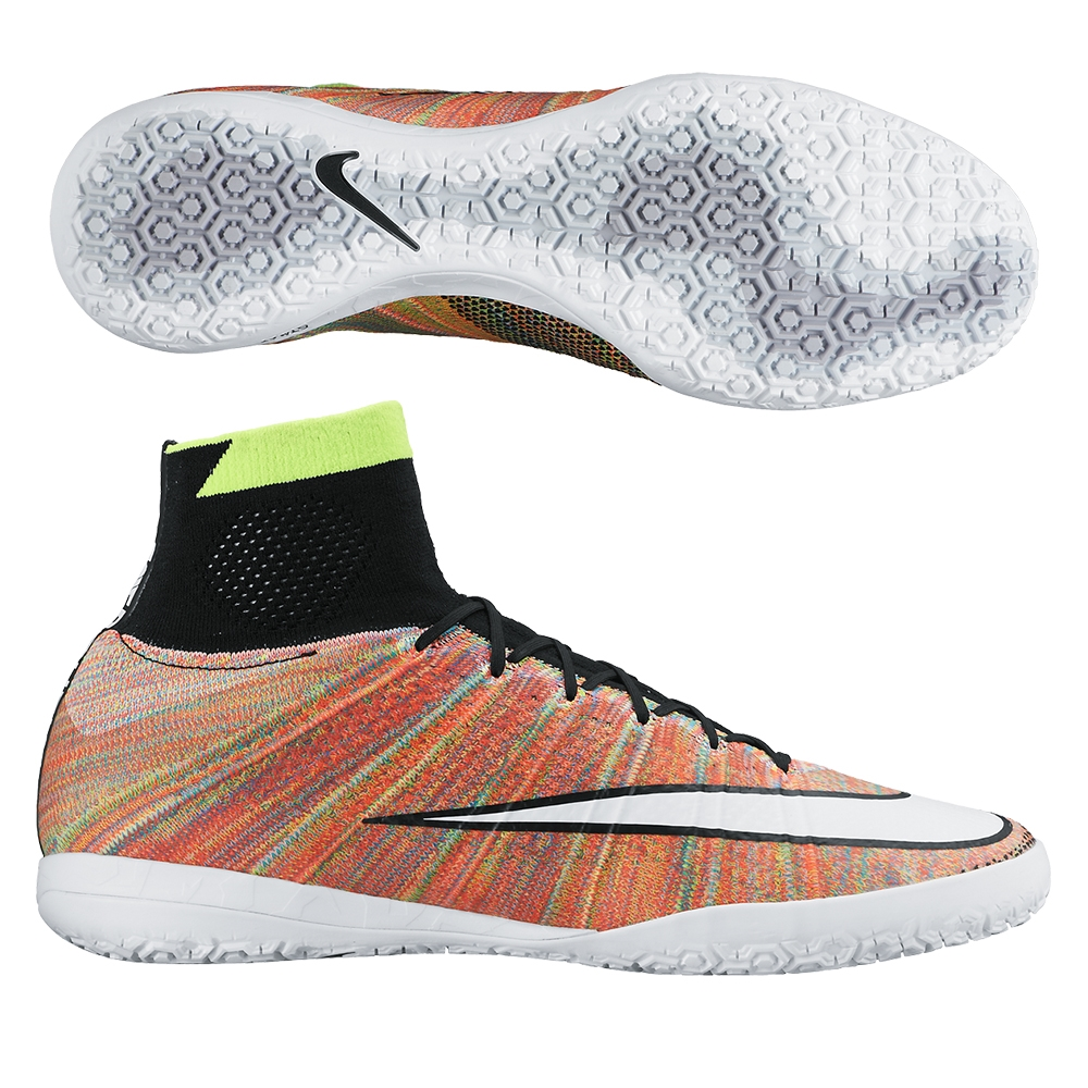 5b6930050d550 ... Nike MercurialX Proximo Street IC Indoor Soccer Shoes (Multi/Black/White)  ...