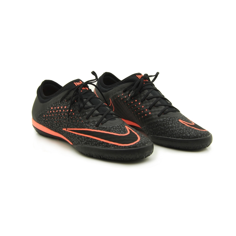 Nike MercurialX Finale Street IC Indoor Soccer Shoes Black Anthracite