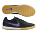 Nike MagistaX Finale Street IC Indoor Soccer Shoes (Black/Fierce Purple/Wolf Grey)