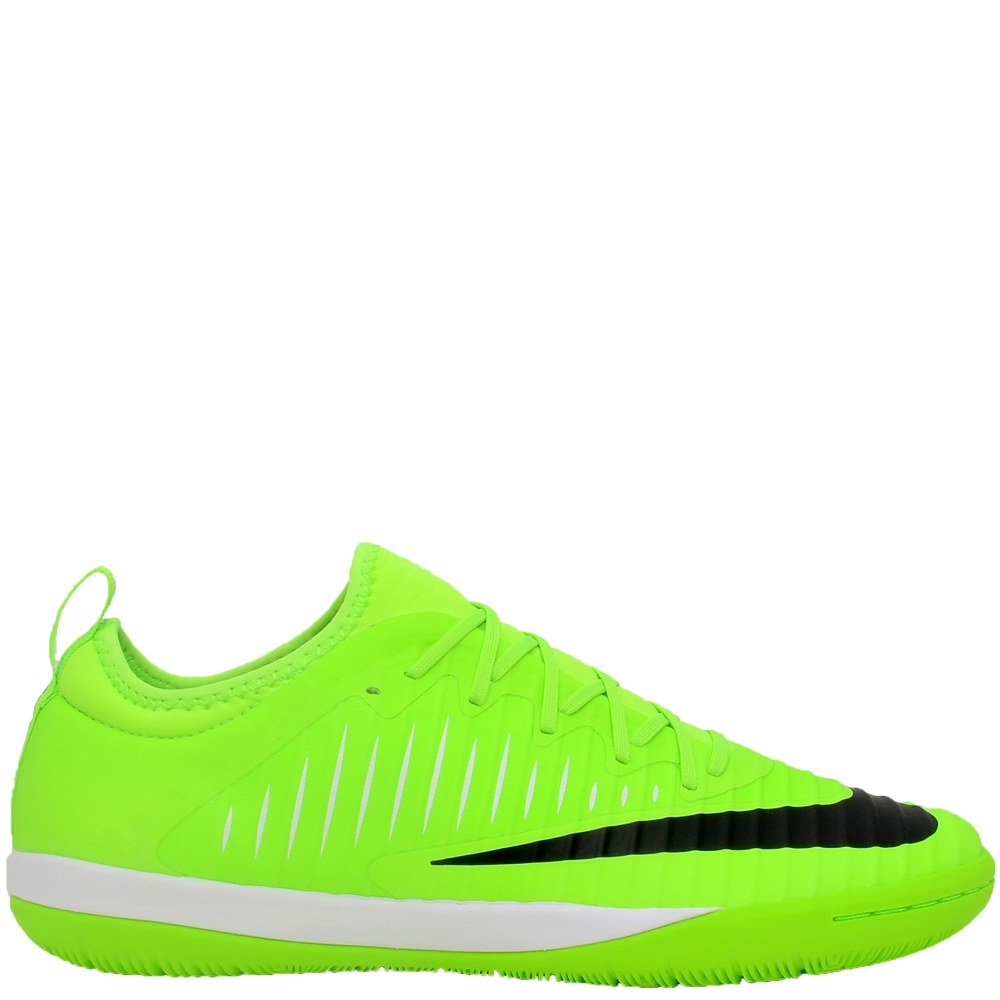online retailer 9605e 39213 Nike MercurialX Finale II IC Indoor Soccer Shoes (Flash Lime/Black/White)