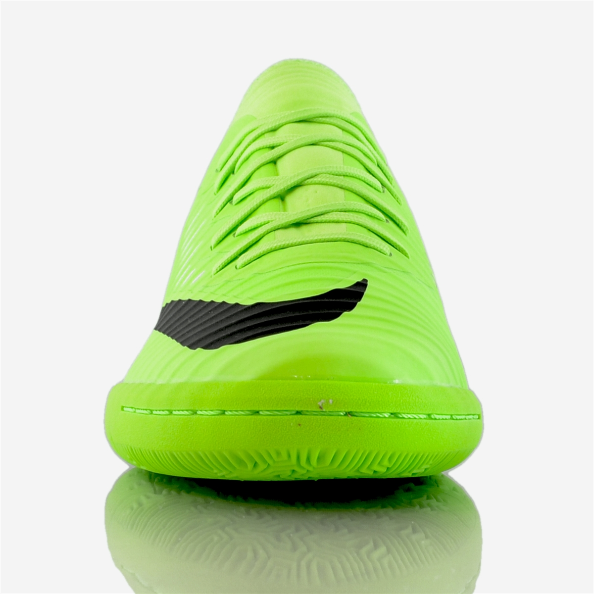 c5383b3d9 Nike MercurialX Finale II IC Indoor Soccer Shoes (Flash Lime Black White)