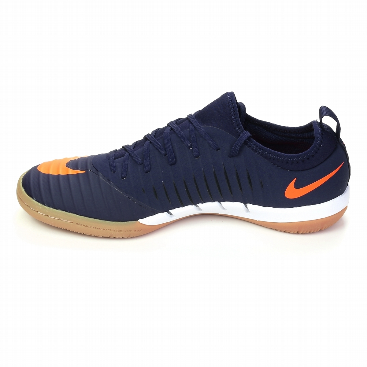 purchase cheap 180ca f2846 Nike MercurialX Finale II IC Indoor Soccer Shoes (Purple Dynasty/Bright  Citrus)