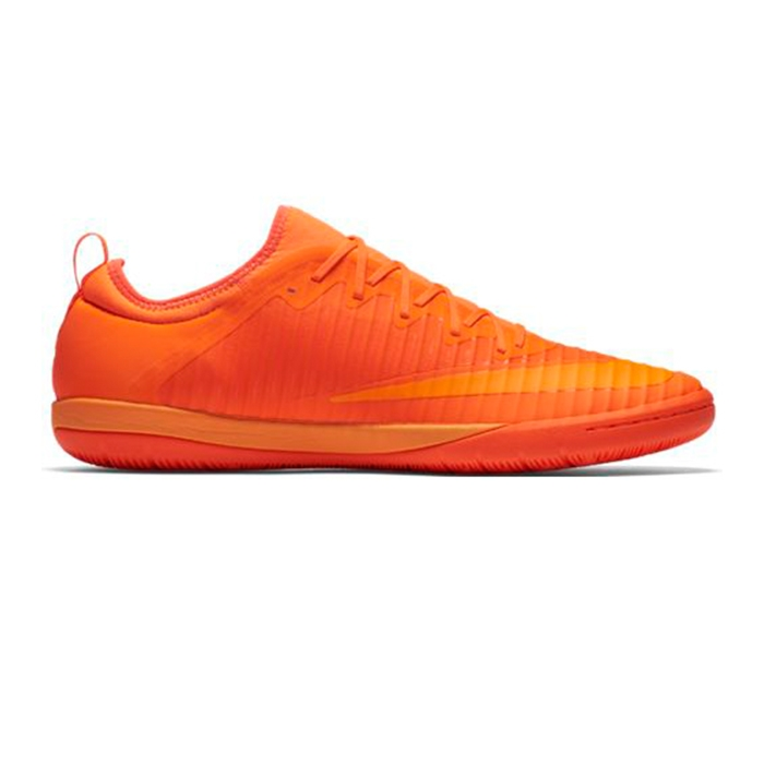 another chance a14bb 4b39f Nike MercurialX Finale II IC Indoor Soccer Shoes (Total Orange/Bright  Citrus/Hyper Crimson)