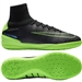 Nike MercurialX Proximo II IC Indoor Soccer Shoes (Black/Electric Green/Paramount Blue)
