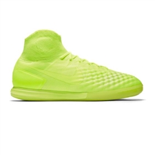 Nike MagistaX Proximo II IC Indoor Soccer Shoes (Volt/Volt Ice/Barely Volt)