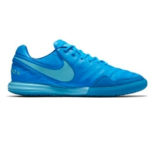 Nike TiempoX Proximo IC Indoor Soccer Shoes (Blue Glow/Polarized Blue/Soar)