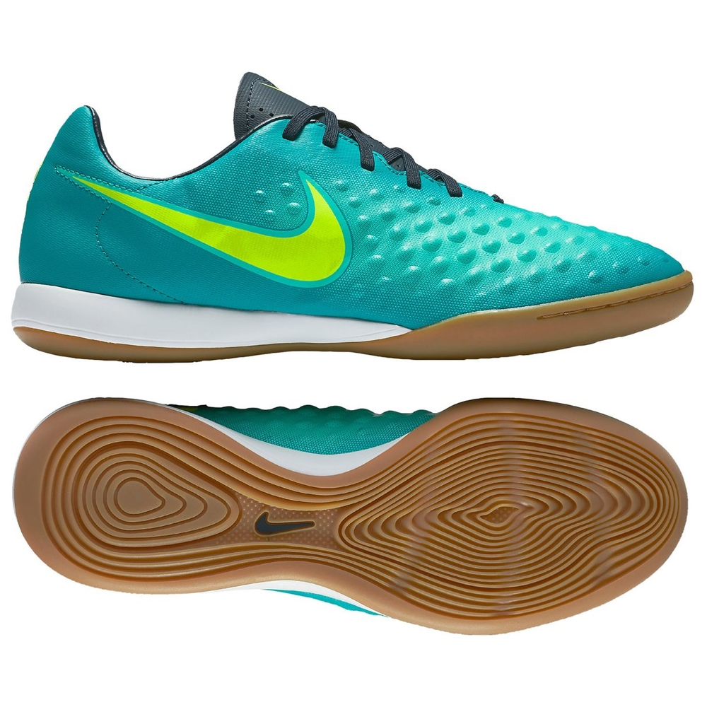 Nike Magista Onda II IC Indoor Soccer Shoes (Rio Teal Volt Obsidian ... aba17849e15