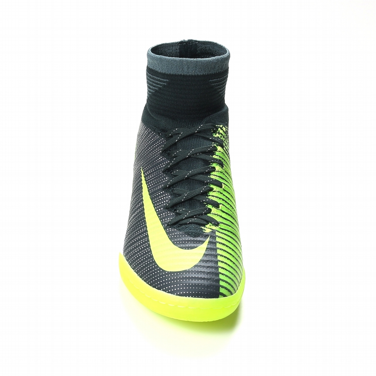 Nike MercurialX Proximo II CR7 IC Indoor Soccer Shoes (Seaweed/Volt/Hasta /White)
