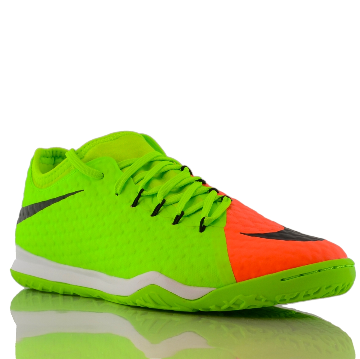 290660288 Nike HypervenomX Finale II IC Indoor Soccer Shoes (Electric Green ...
