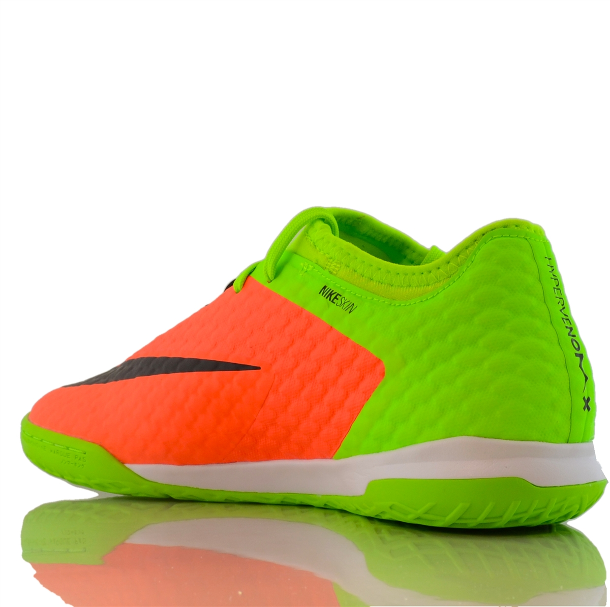 e67572f5f453 Nike HypervenomX Finale II IC Indoor Soccer Shoes (Electric Green ...