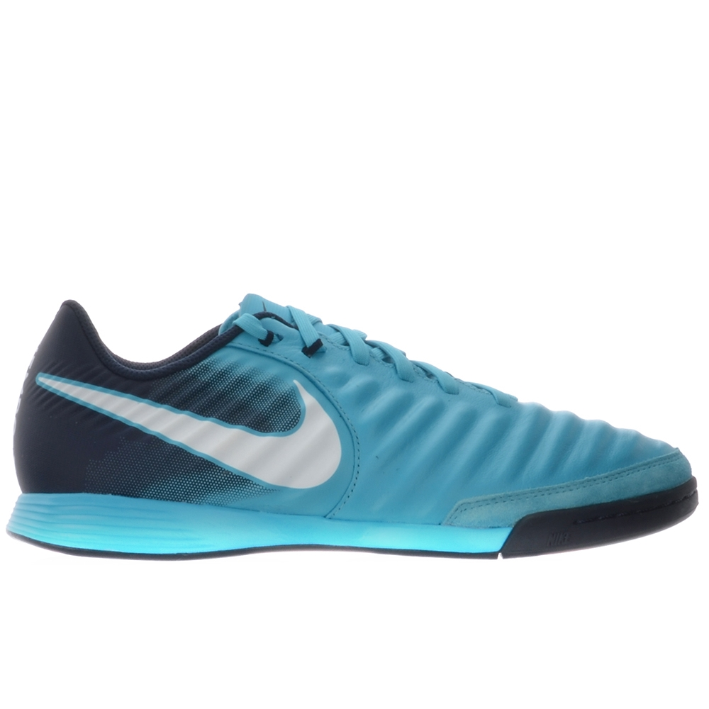 c3cce5055e6 Nike TiempoX Ligera IV IC Indoor Soccer Shoes (Gamma Blue White ...