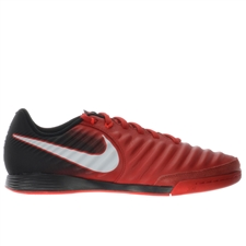 Nike TiempoX Ligera IV IC Indoor Soccer Shoes (University Red/White/Black)