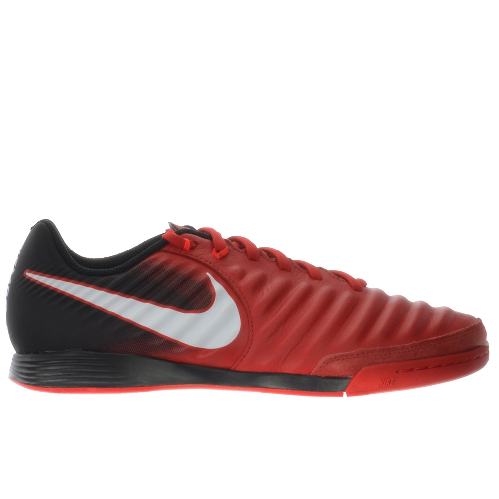 9e6391ed9 Nike TiempoX Ligera IV IC Indoor Soccer Shoes (University Red White ...