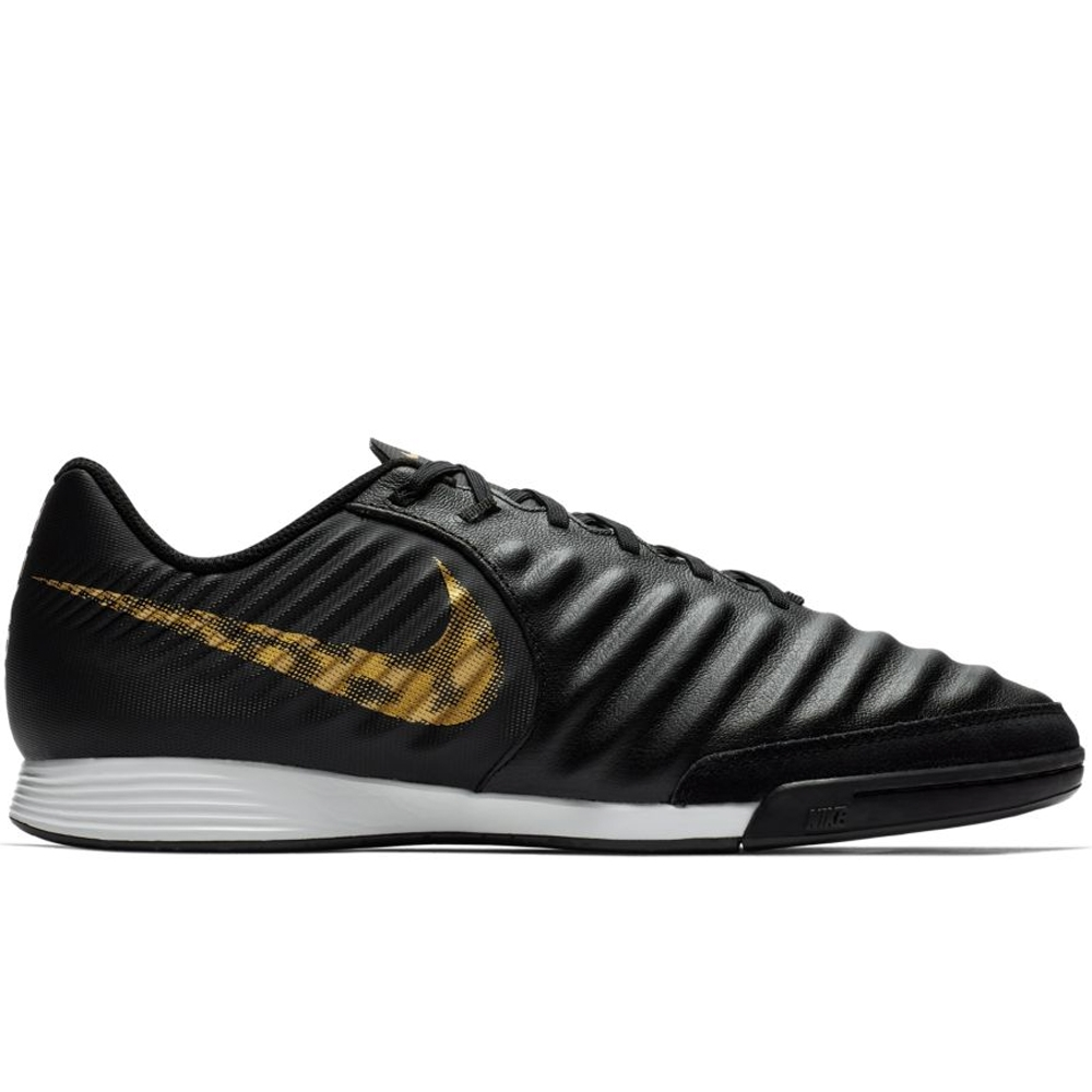 707574c6b Nike LegendX 7 Academy IC Indoor Soccer Shoes (Black Metallic Vivid ...