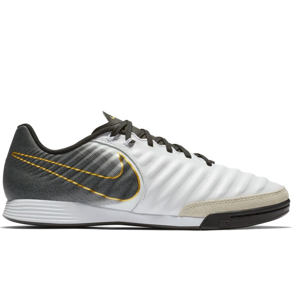 c084aefe5 Nike LegendX 7 Academy IC Indoor Soccer Shoes (White Black)