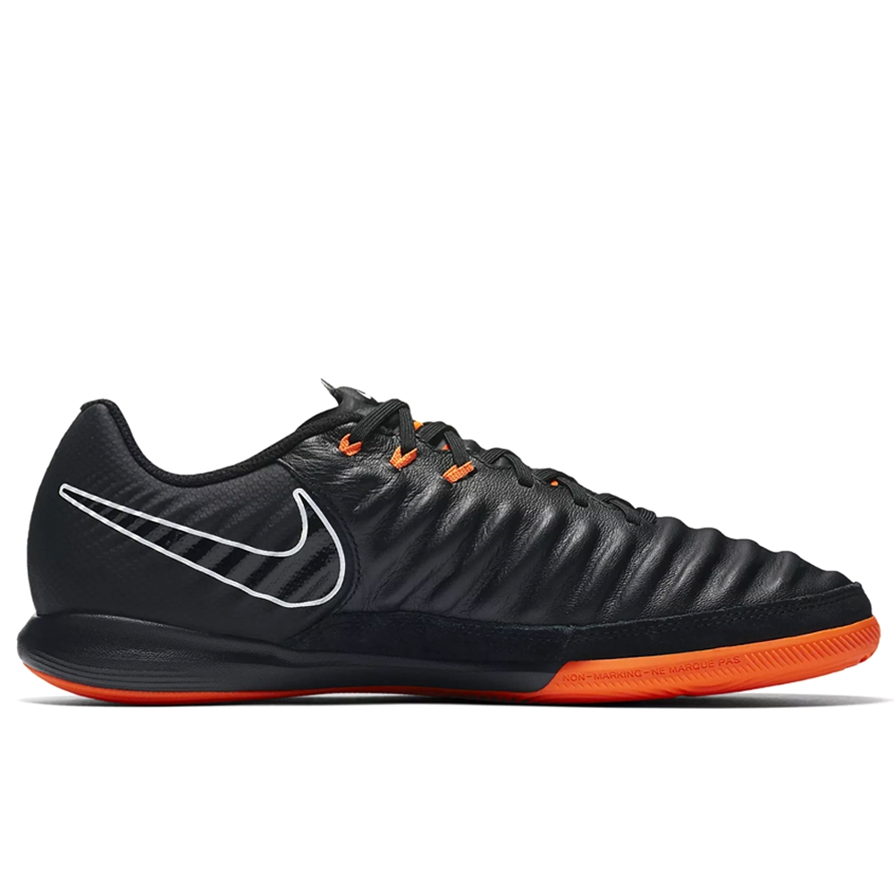 Nike Tiempo LegendX VII Pro IC Indoor Soccer Shoes (Black Total ... 728a4b88f