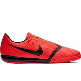 Nike Phantom Venom Academy IC Indoor Soccer Shoes (Bright Crimson/Black)