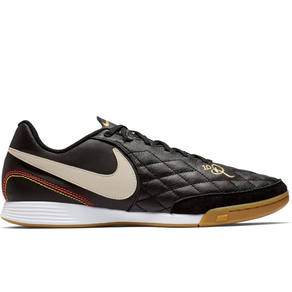 8ab7050e665 Nike Lunar LegendX 7 Academy 10R IC Indoor Soccer Shoes (Black Light ...