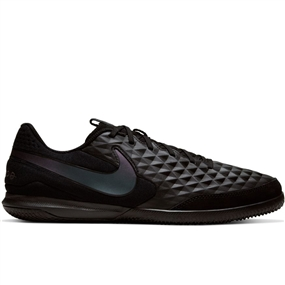Nike Tiempo Legend 8 Academy IC Indoor Soccer Shoes (Black)